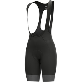 Alé Cycling R-EV1 GT 2.0 Bib Shorts Women, black